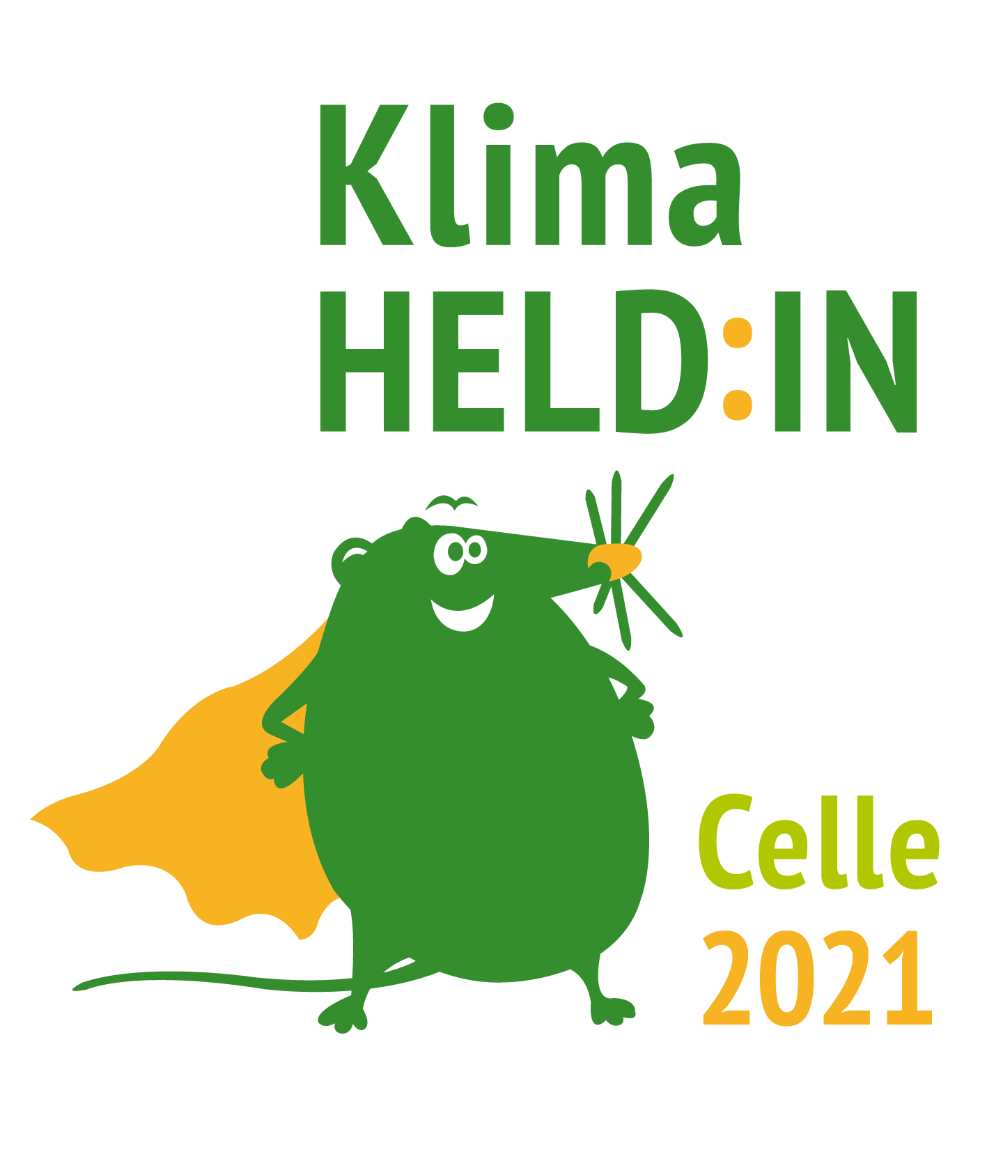 Logo Klimaheld:in Celle